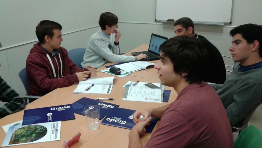 Gaztelueta - caso práctico en la EU Cámara de Comercio de Bilbao