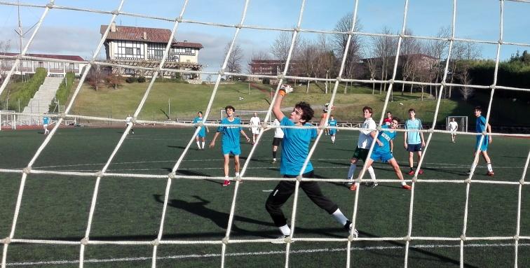 Equipo Juvenil de Fútbol