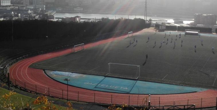 Campo de fútbol de Gaztelueta
