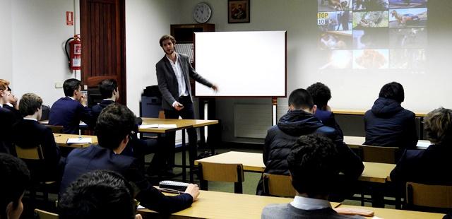 Gaztelueta: sesión sobre Marketing