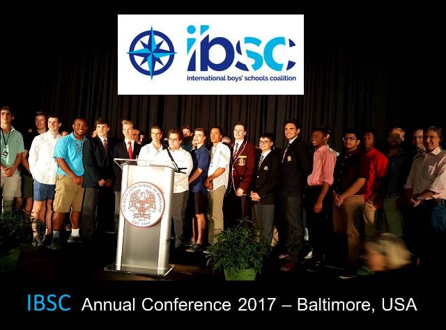Gaztelueta en IBSC 2017 Annual Conference - Baltimore (Maryland, United States)