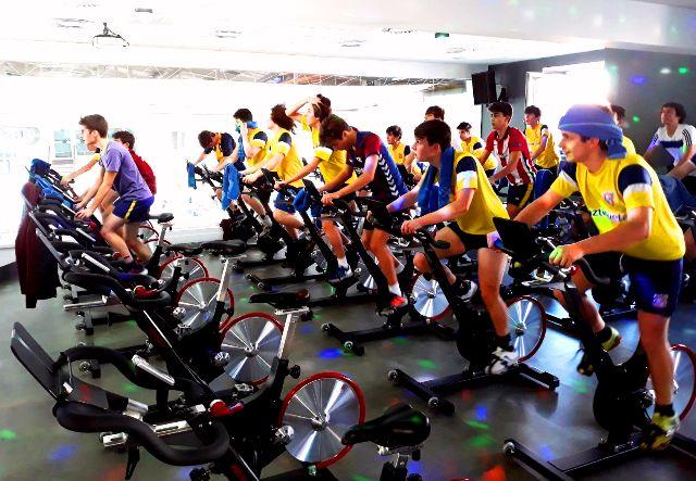Programa #DesWhyFitGaztelueta de entrenamiento físico y deporte