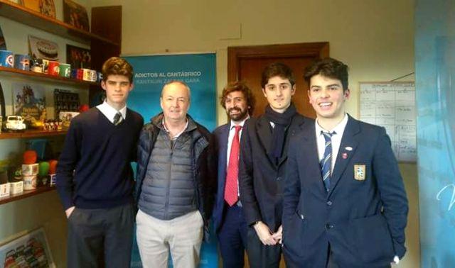 """Gaztelueta: entrevista al presidente del Arenas Club Getxo en """"Alineación indebida"""""""
