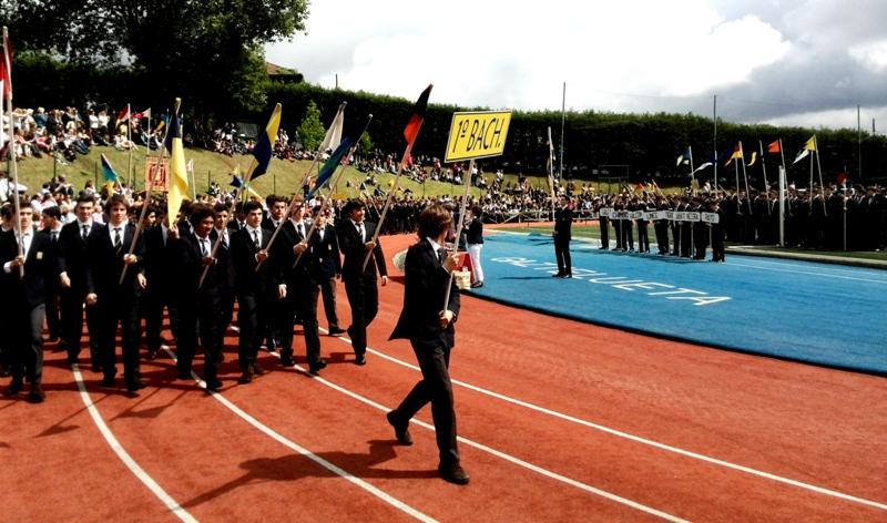 Fiesta Deportiva Gaztelueta 2014
