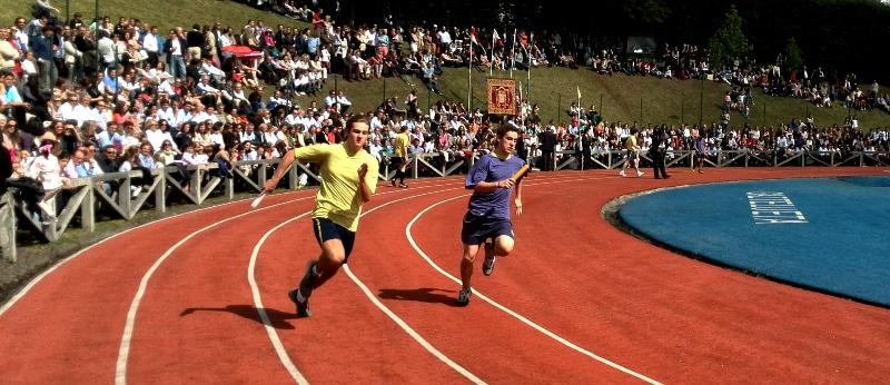 Atletismo - Fiesta Deportiva 2014
