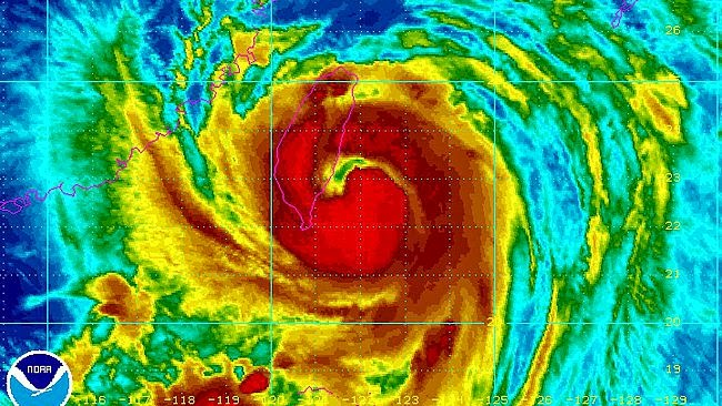 Emergencia Tifon Hagupit en Fiipinas