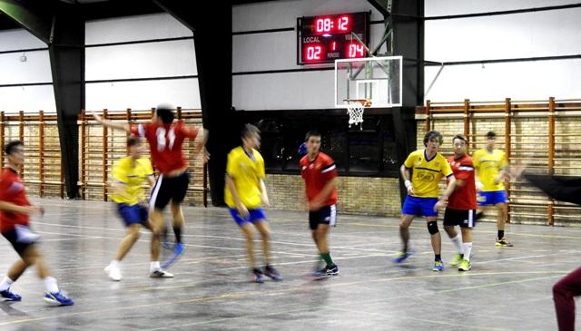 Gaztelueta: Balonmano Juvenil en la Final Four2018