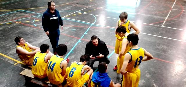 Gaztelueta Juvenil de Basket 2017/18, cambio de tendencia