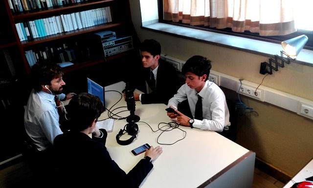 """Gaztelueta: programa de radio sobre fútbol """"Alineación indebida"""""""